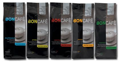 Boncafe coffee